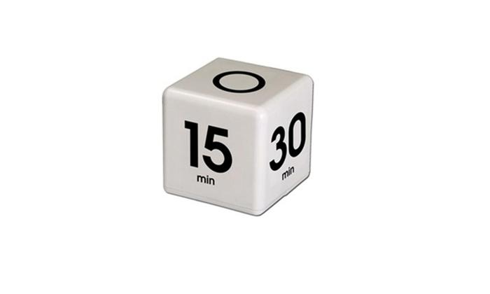 Teledex DF-33 Cube Timer-5-15-30-60 minute preset timer