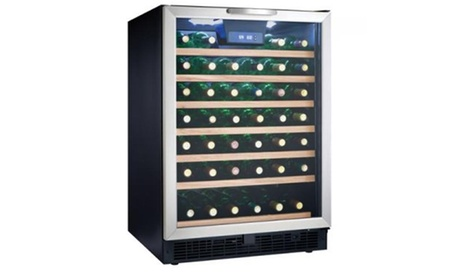 Danby DWC508BLS 50 Bottle- Built-in or Freestanding Wine photo