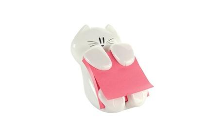 Cat Self Stick Note Pad Holders Figure Pop Up Note Dispenser c3cd9a98-2e8a-4549-adef-b5fd922011d6