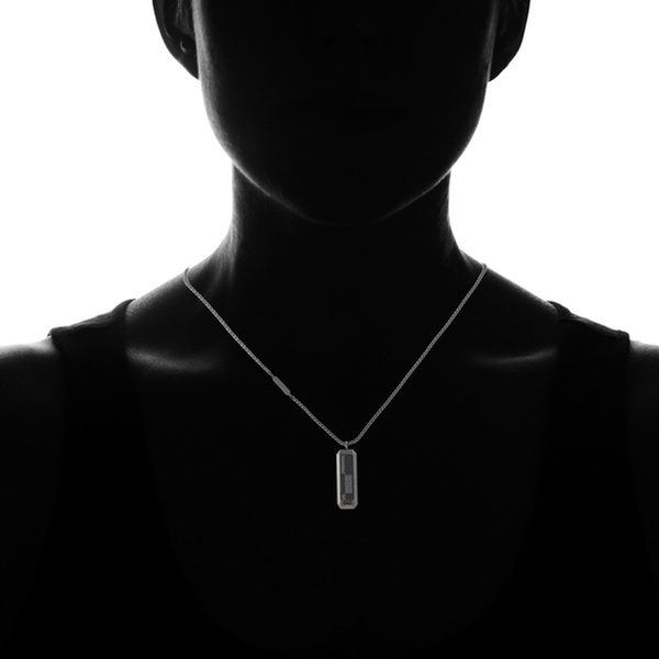 8a0f6fb0cf90 Up To 75% Off on Men s Oxidized Enamel Necklace