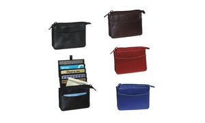 RFID Pull Up Card Wallet
