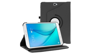 360 Rotating PU Leather Case Cover For Samsung Galaxy Tab A 10.1