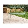 Decorative Metal Garden Benches
