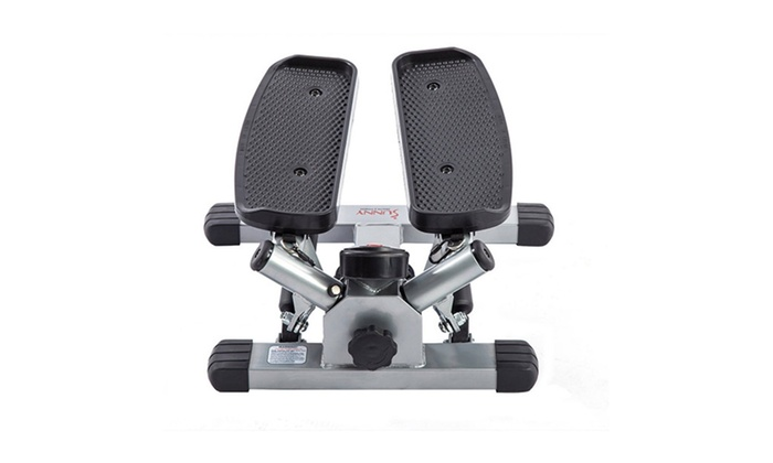 Sunny Health & Fitness Twister Stepper - 45