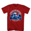 Warpo Cthulhu for President Men's Red T-shirt NEW Sizes S-2XL