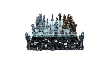 CHH 2127A 3D Chess Set - Knight 99e934fa-c4be-4f0a-acf5-f1cbf109e8a5