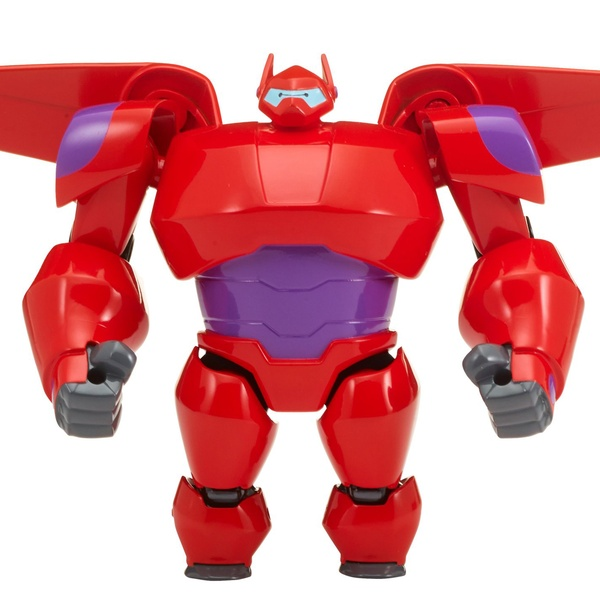 Bandai America Big Hero 6 Articulated Action Figure Red Baymax Groupon