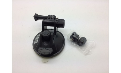 USA Gear Action Camera Suction Mount with Tripod Screw Adapter 9f53ba9b-a3dc-4624-8759-b2f1628d1847
