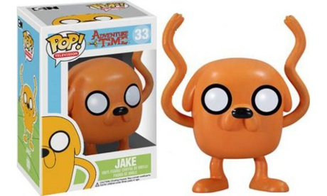 Funko Pop Adventure Time Finn & Jake: JAKE #33 Collectible Vinyl Figure Toy 51d9f042-0442-4065-a65b-7a489c7bc02f