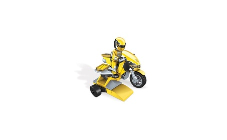 Power Rangers Megaforce Yellow Ranger Hero Racer 54ead179-454e-4a19-b886-8e7d9ca4cf14