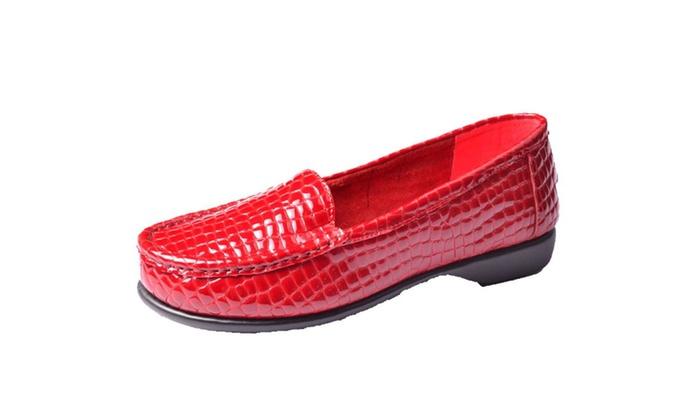Women's Ballet Flat Solid Flats Shoes