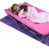 Portable Bed For Kids Travel Camping Folding Toddler Sturdy Sleeping