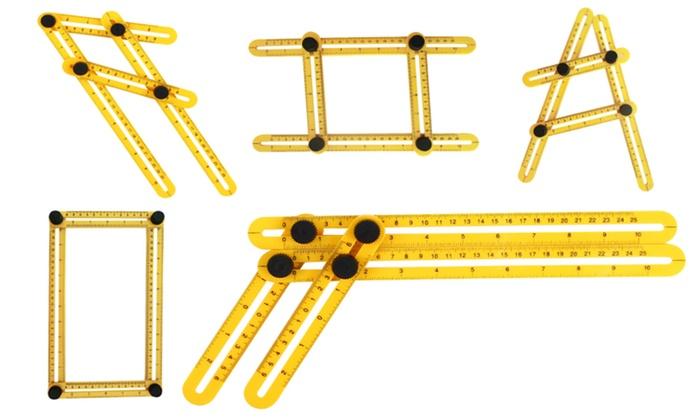 multi angle ruler template tool multi angle ruler template tool