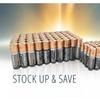 20 AA + 20 AAA Duracell CopperTop Duralock (40) New Alkaline Batteries