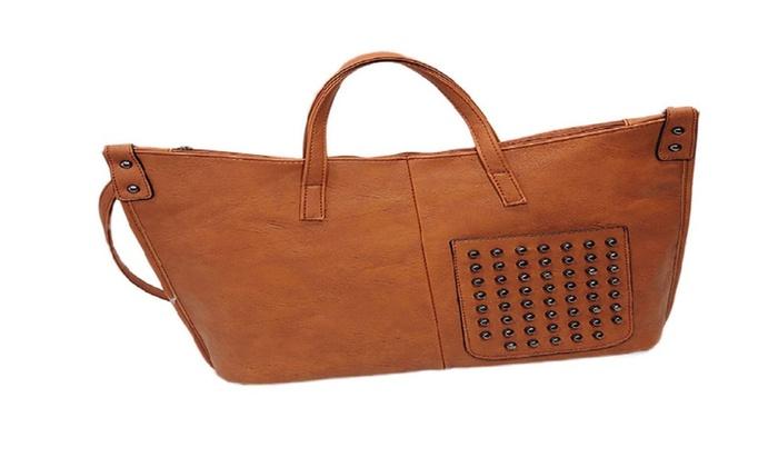 Women Shoulder Bag Totes Original Design PU Leather