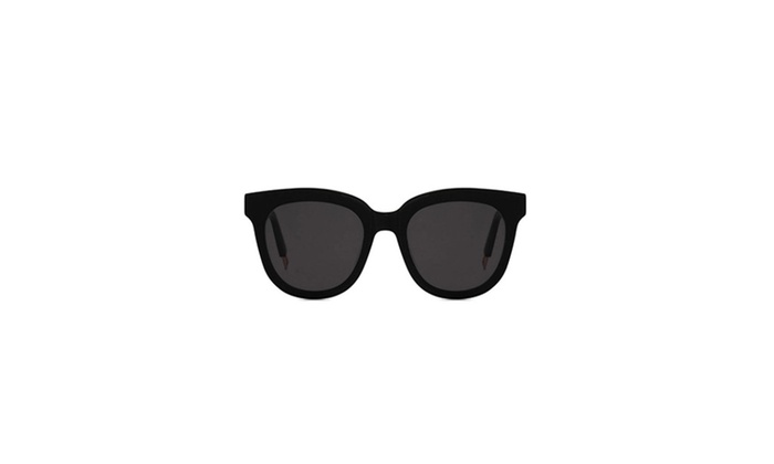 a0308a00e6fa4 GENTLE MONSTER Sunglasses Black Lens IN SCARLET for Woman and Man ...