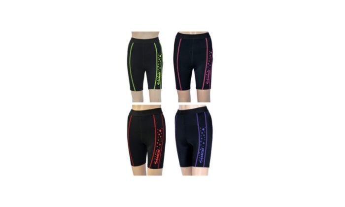 Zimco  Women Compression  Active Short Base Layer Running Skin Shorts