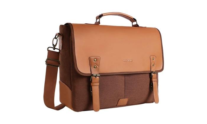 07e3fe200fee Up To 54% Off on Mens Messenger Bag , 15.6-Inc...   Groupon Goods