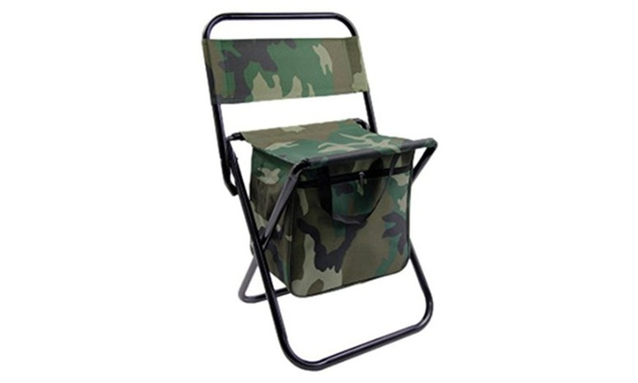 Foldable Chair With Compartments