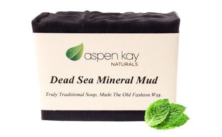 Dead Sea Mud Soap Bar 100% Organic & Natural 4.5oz Bar 665a1ae8-779e-4c2d-80ea-e509de8124ad