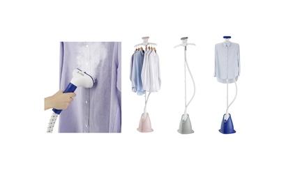 SALAV XL-08 Garment Steamer with 1500 Watt & 360 Swivel Hanger