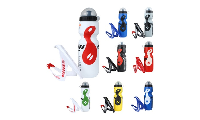 650ml outdoor sports cycle kettle plastic cups Camping cycling riding