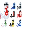 Portable Plastic Outdoor Mountain Bike Bicycle Sports Water Bottle