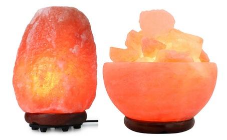 Natural Crystal Himalayan Rock Salt Lamps 6905c42c-088d-48a3-b4d2-c66d951704ae