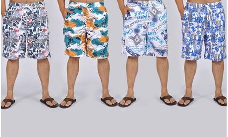Men's Drawstring Board Shorts 1fac9578-8ac5-466e-9a0c-10e240791191