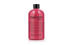 Philosophy Raspberry Sorbet Shower Gel 16 oz/480ml