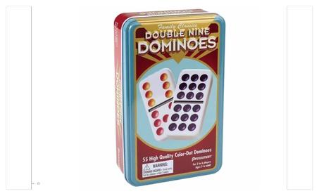 Double Nine Dominoes Tin 057dd0d9-fbb9-437c-85fe-d66e7d8868fa