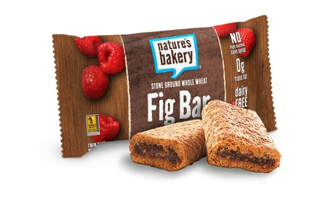 Nature's Bakery Whole Wheat Fig Bar, Vegan + Non-GMO 12 count