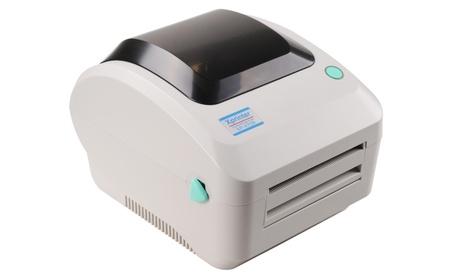 "General XP-470-B 4"" Direct Thermal Barcode Label Printer 203 DPI USB2 6273fa2c-c61c-49b6-a2d3-83a618996d5f"