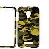 Snap-on Jelly Protector Case for Alcatel One Touch Fierce