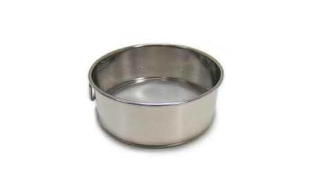 Scandicrafts Stainless Steel 5 Inch Fine Mesh Flour Sifter 8a6cc857-2c32-4dd9-814f-61de2f9bcb02