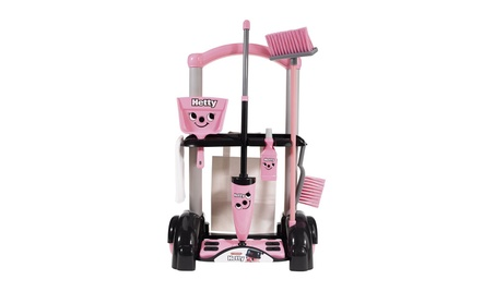 Casdon 631 Hetty Cleaning Toy Trolley 5ecbede4-a48c-49bd-8716-27c25848abe1