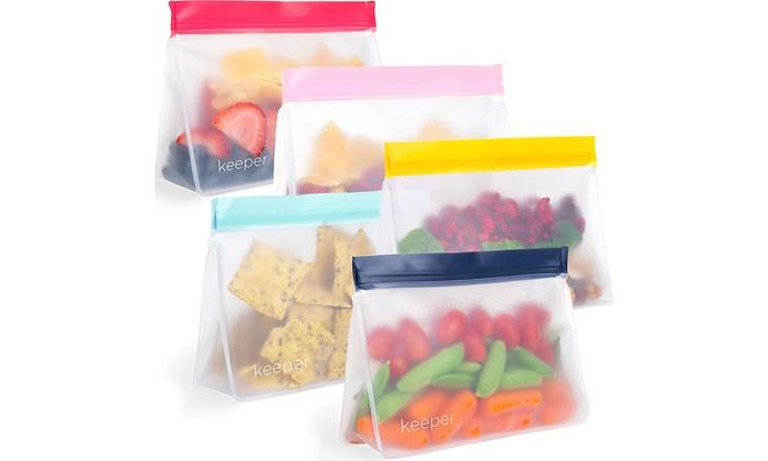 Reusable Sandwich /& Snack Bag