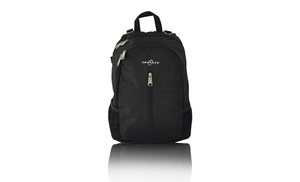 obersee rio diaper bag backpack black groupon. Black Bedroom Furniture Sets. Home Design Ideas