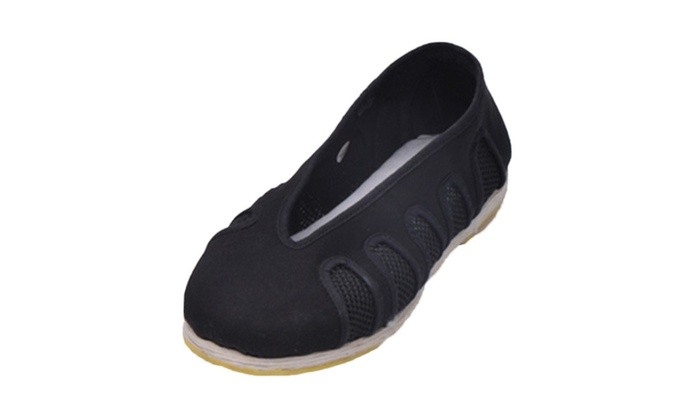 Men's Mesh Breath Chinese Kung Fu shoes