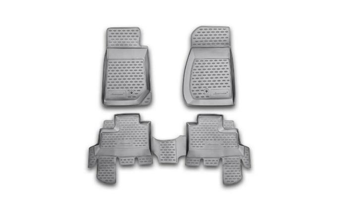 Novline EXP NLC 24 06 210 Jeep Wrangler Unlimited Floor Mats