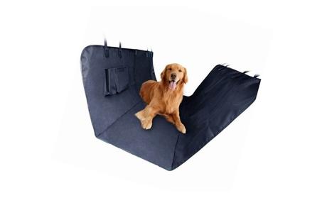 Pet Dog Seat Hammock Cover Car Suv Back Rear Protector Mat Waterproof