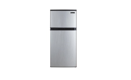 Magic Chef 4.3 Cu Ft Two Door Mini Refrigerator photo