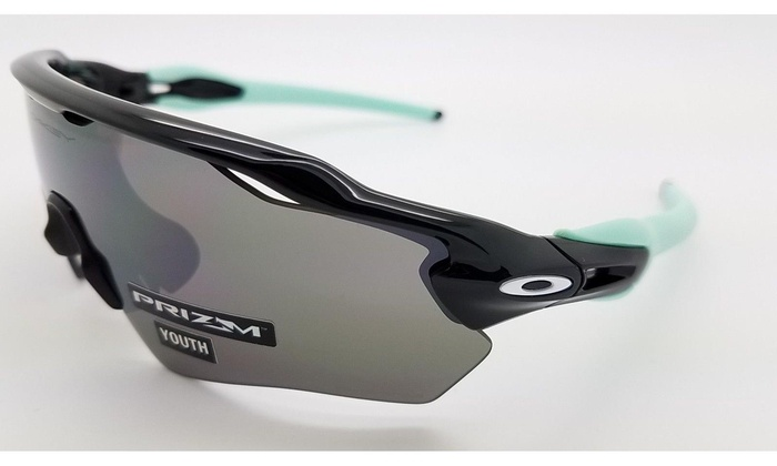a2677e049a Oakley Radar EV XS Path OJ9001-1031 Sunglasses Polished Black Prizm Black  YOUTH