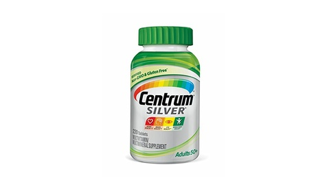 Centrum Silver Adult Multivitamin, 220 Count