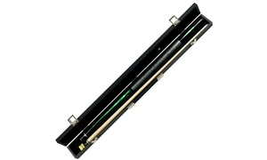 Hardwood Pool Cue with Case