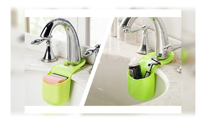 Silicone Sink Caddy (3 Pack) ...