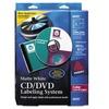 Avery CD/DVD Design Labeling Kits