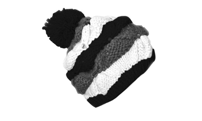 83c5a33551b70 Up To 69% Off on Knit Striped Warm Cable Knit ...