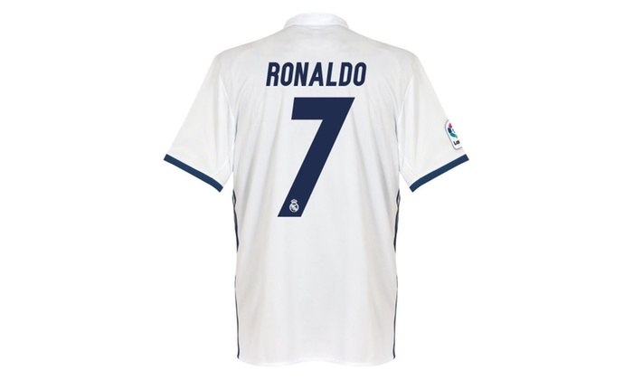 Real Madrid Home Cristiano Ron...