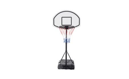 Adjustable Basketball Hoop System Backboard Swimming Pool Games Sport d06c1464-6bc0-4a6b-8fc6-c69ad3d6ad4b